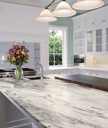 Montclair White Marble