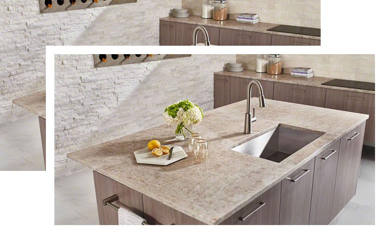 Attirant Phoenix AZ Granite Marble Quartz Countertops